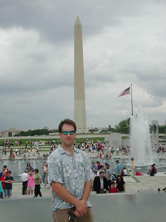 2004 - WWII Memorial