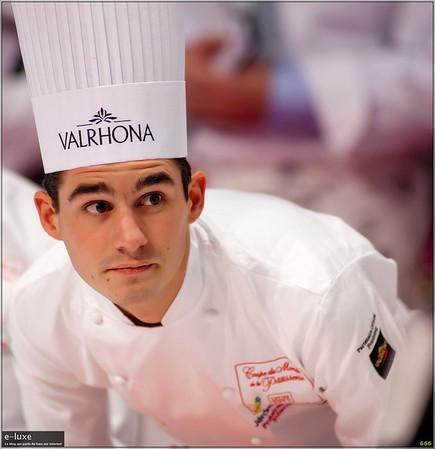Jérôme De Oliveira Vainqueur de la coupe du monde de pâtisserie 2009