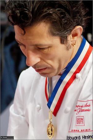 Edouard Hirsinger Meilleur ouvrier de France 1996 Chocolat