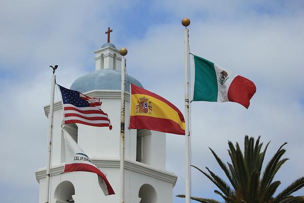 2012 04 05 San Luis Rey Mission - Oceanside CA - Pat Weber Photography