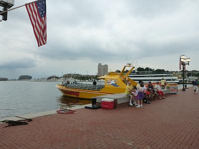 2012 - 08 - Inner Harbor Cruise
