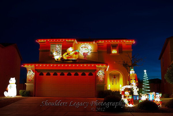 2012 Fennesy Christmas