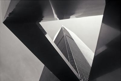 Emery Roth and Sons Architectural Firm - Minoru Yamasaki, Leslie E. Robertson Architects