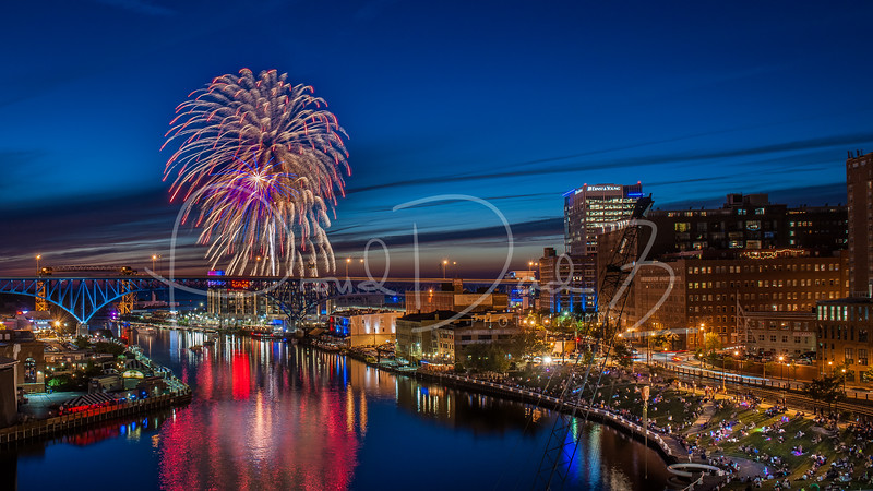 2017 July 4th Fireworks
