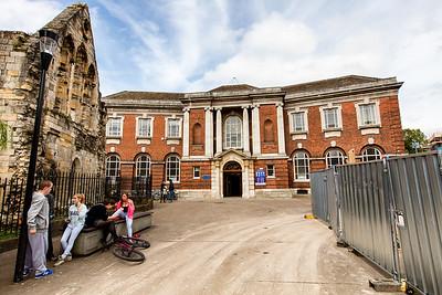 York library