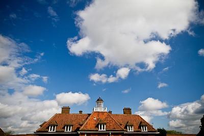 Golf Club House Deards End Lane, Knebworth - Lutyens.