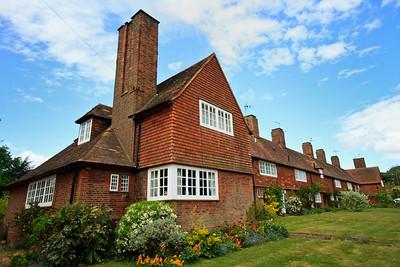Chequers Cottages, Preston - Lutyens