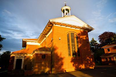 St Martin Knebworth - Lutyens