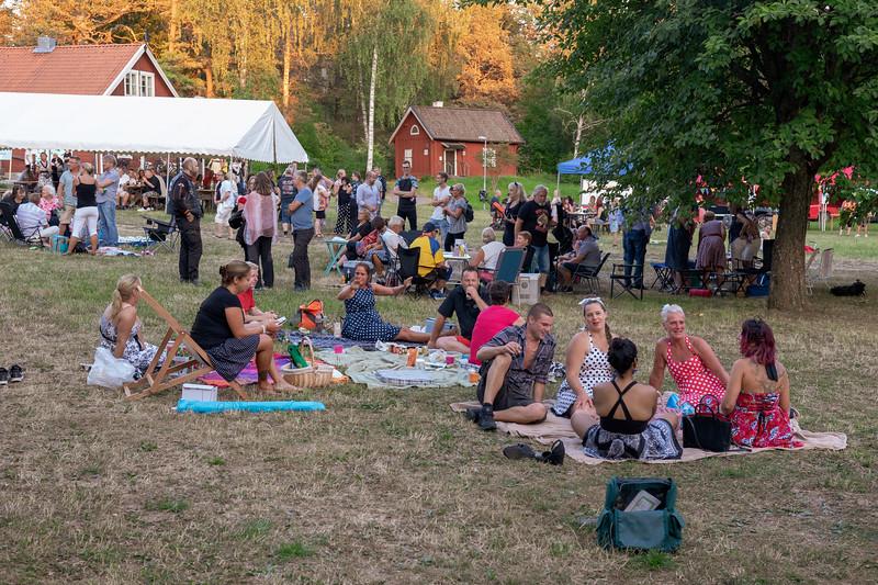 50-talskväll på Ekbacken 2018