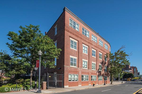 801 Albany Street