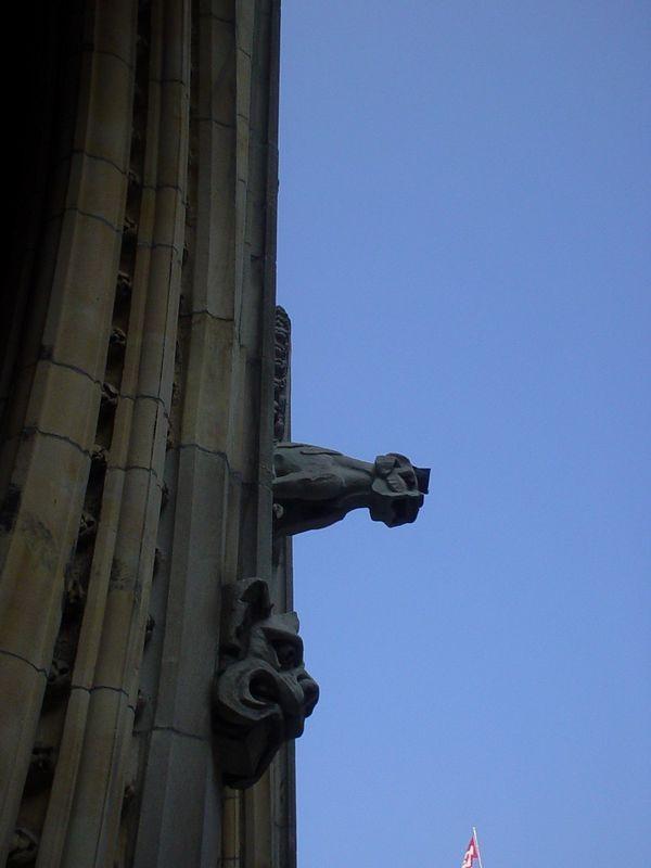 Montreal Church Detail