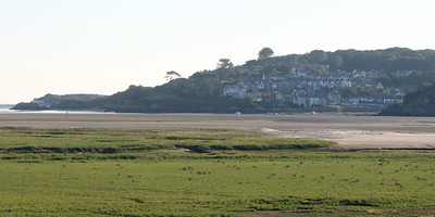 Borth-y-Gest from The Cob