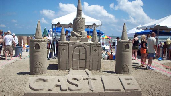 AIA Sandcastles