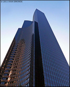 """COLUMBIA CENTER 1"",968` tall,76 floors,built in 1985,Seattle,Wash.,USA."
