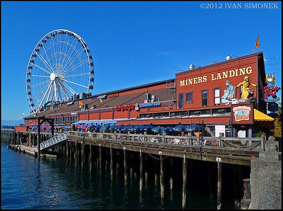 """BIG WHEEL"", Seattle,Wash.,USA."