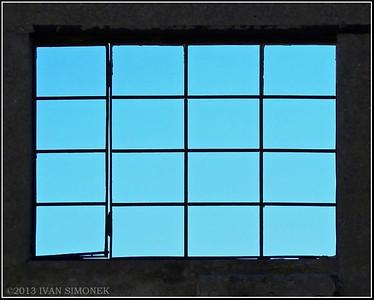 """WINDOW 3"",Prague,Czech Republic."