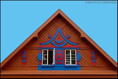 """SMILING HOUSE"",Prague,Czech Republic."