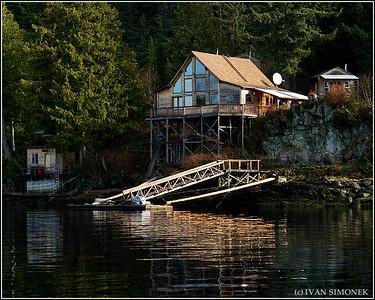"""""""STILL LIFE"""",Meyers Chuck,Alaska,USA."""