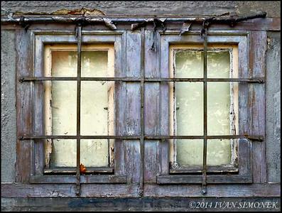 """""""BLIND WINDOWS"""",Prague,Czech Republic."""