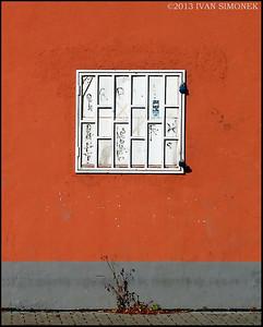 """WINDOW 2"",Prague,Czech Republic."