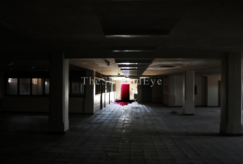 Dormitory Basement