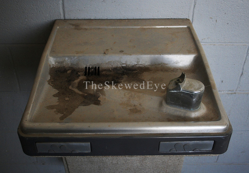 Water Fountain - Laurel Hills Facility (Juvenile Hall)