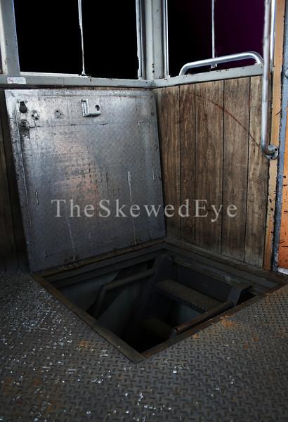 Entrance Hatch - Guard Tower