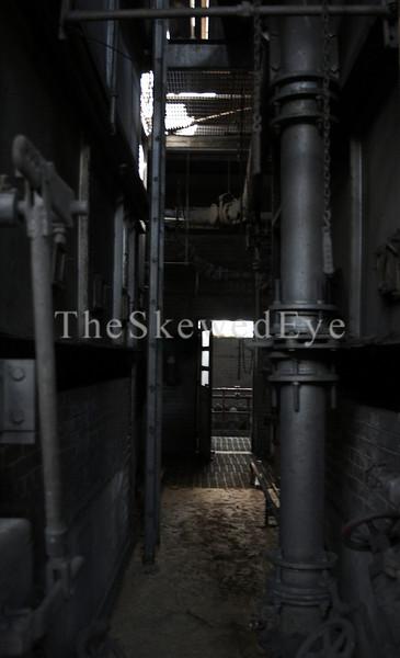 Boiler Alley - Power Plant Interior