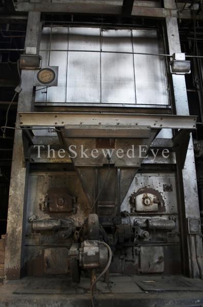 Boiler - Power Plant Interior