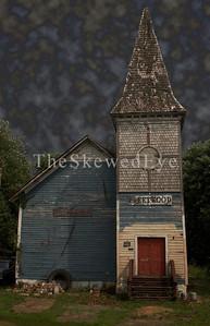Fleetwood (???) Church.  Or whatever it is now.  eeekalicious!