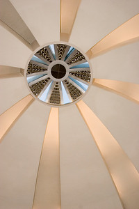 Murray Edwards College Dome, 2008