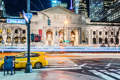 New York Public Library - Stephen A. Schwarzman Building