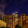 lit up 10 Hudson Yards