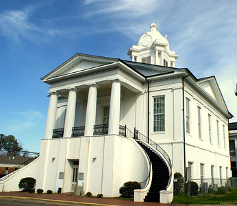 Alabama Court Houses