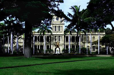 Ali'iolani HaleCapitol District, Honolulu, Hawai'i