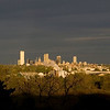 Tulsa, Oklahoma .. Viewed from Chandler Park