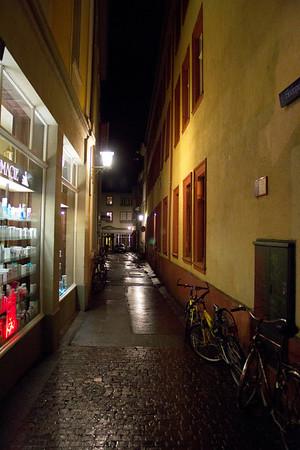 Germany, Heidelburg, Another Alleyway