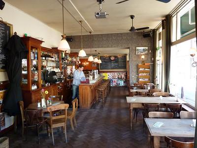 Amsterdam Cafés