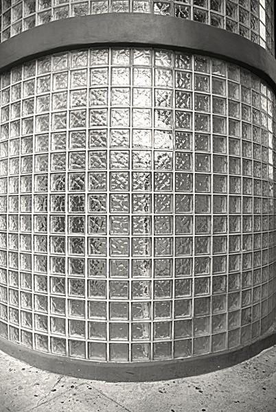 Glass Block (by Jon Gorr)