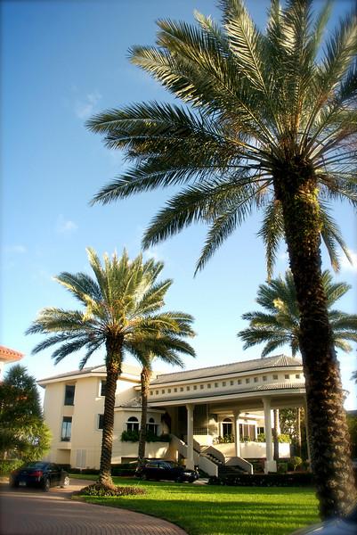 Miami Mansion (by Jon Gorr)