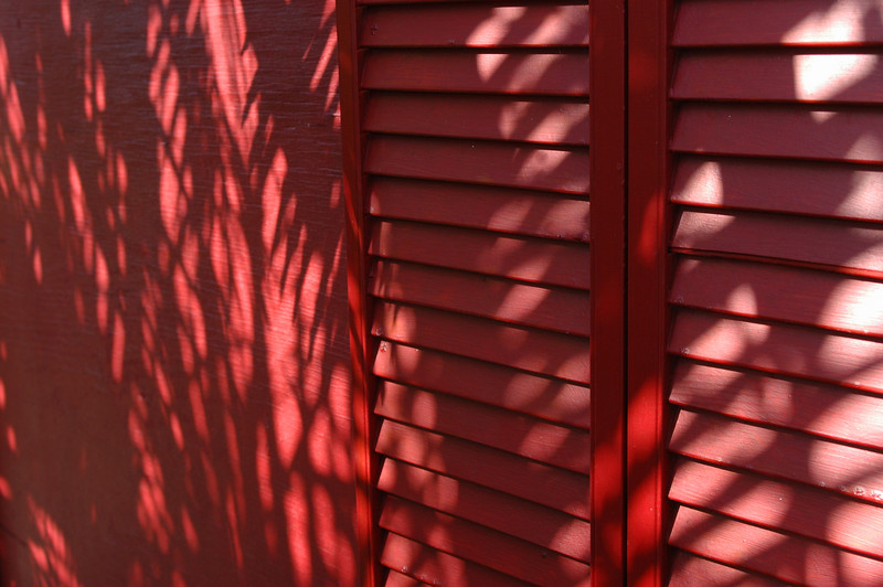 Red Doors (by Jon Gorr)