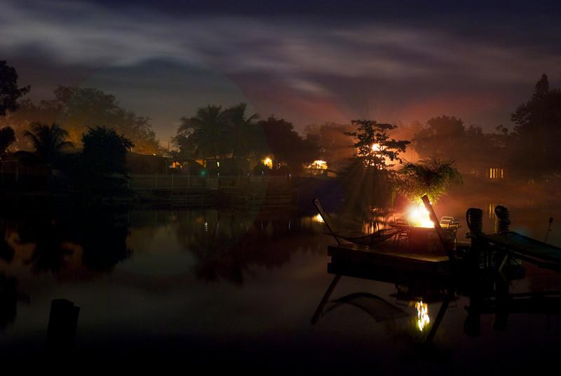 Foggy Lake-2 (by Jon Gorr)