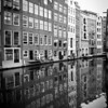 Canal<br /> Amsterdam, The Netherlands