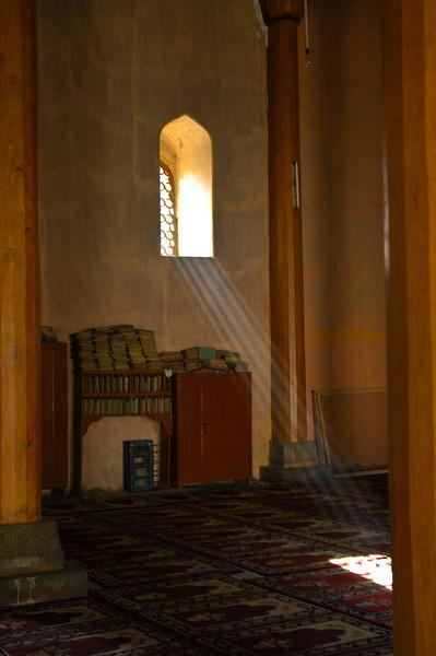 Mosque-Srinagar, Kashmir
