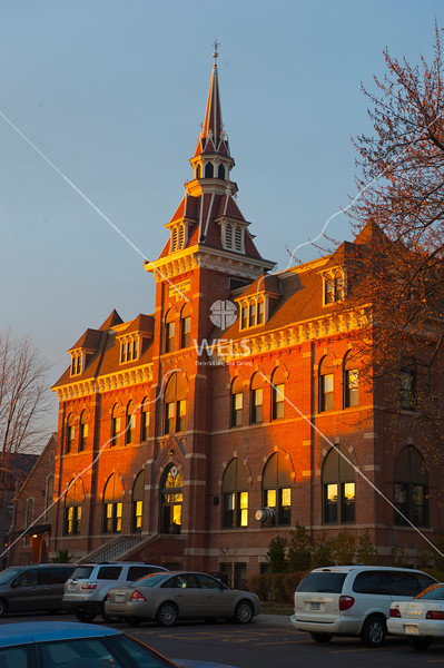 "Martin Luther College ""Old Main"" by wpekrul"