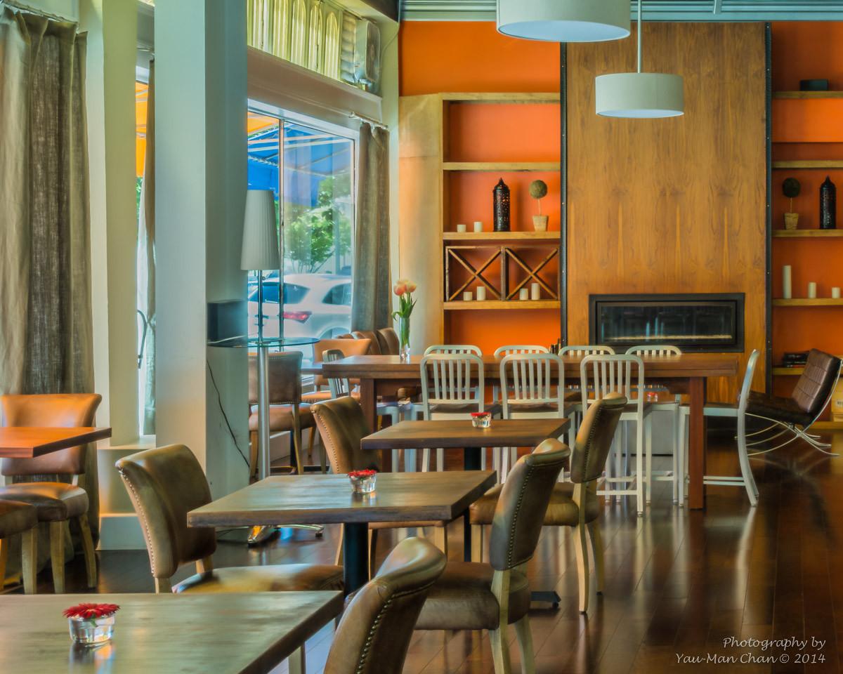 La Loggia Cafe - San Anselmo