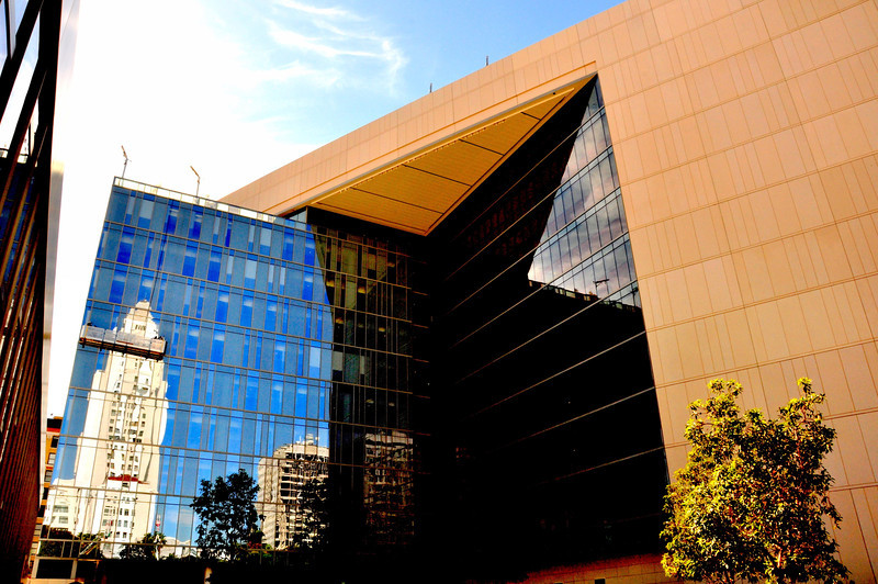 NEW LAPD BUILDING