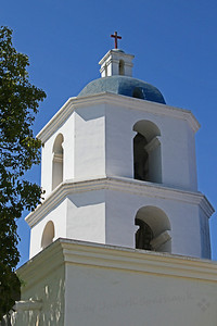 Bell Tower ~ San Luis Rey Mission, Oceanside, California.