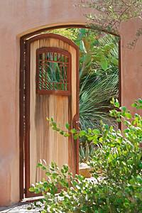 The Garden Door