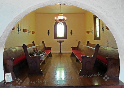 Wedding Chapel Interior